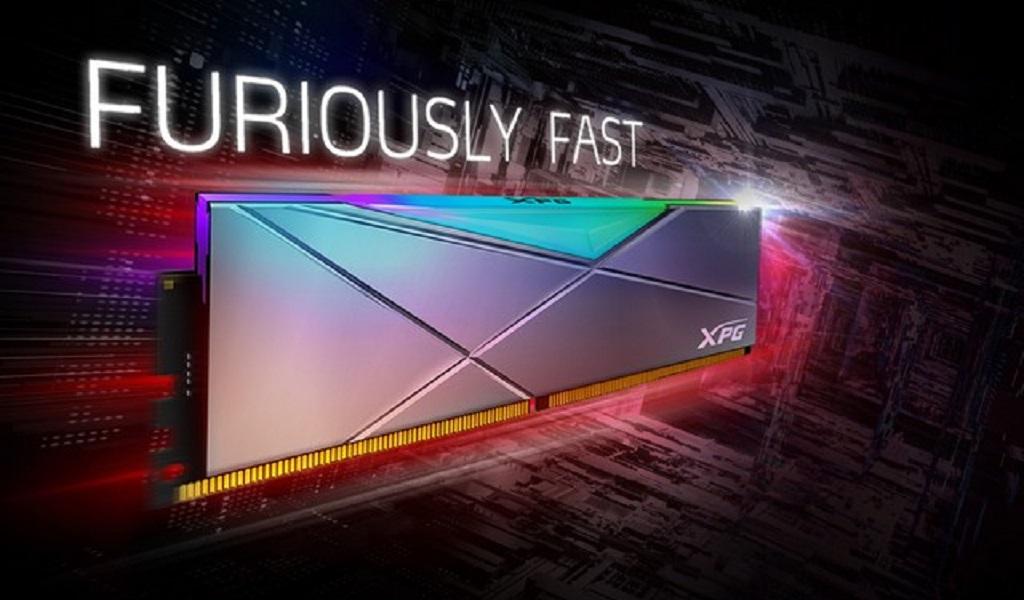 Az XPG bemutatta a SPECTRIX D50 Xtreme RGB ramot