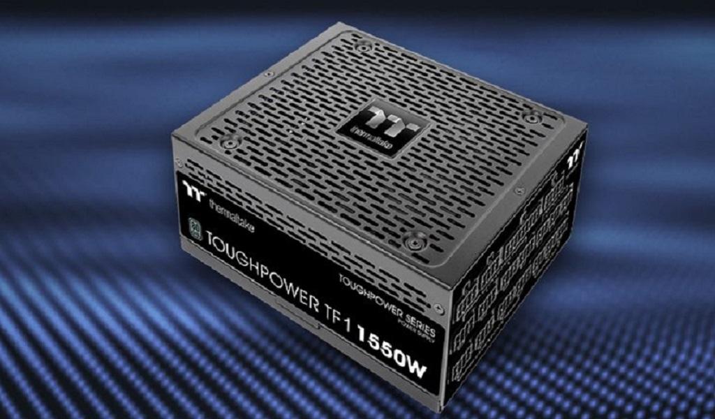 Érkezik a Thermaltake Toughpower TF1 1550W Titanium