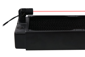 Alphacool Eiszapfen Laserfitting 4pin Molex
