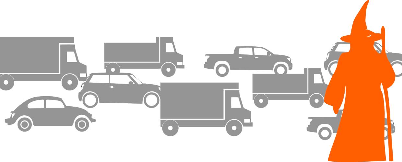 Merlinhardver - szállítás