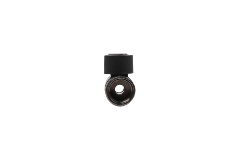 Alphacool 2-utas golyóscsap G1 / 4 - Black Nickel