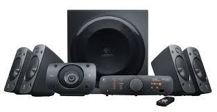 Logitech Speaker System Z906, PC Hangszóró