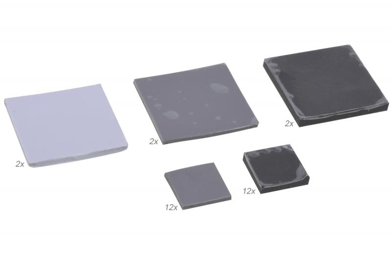 Alphacool NexXxoS GPX Thermal pad kiegészítő készlet 3W / mK