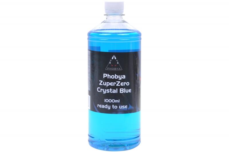 Phobya ZuperZero  Kristály Kék 1000ml