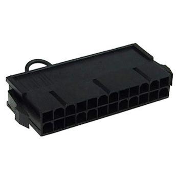 Phobya ATX-áthidalt (24 Pin) kábel - Fekete