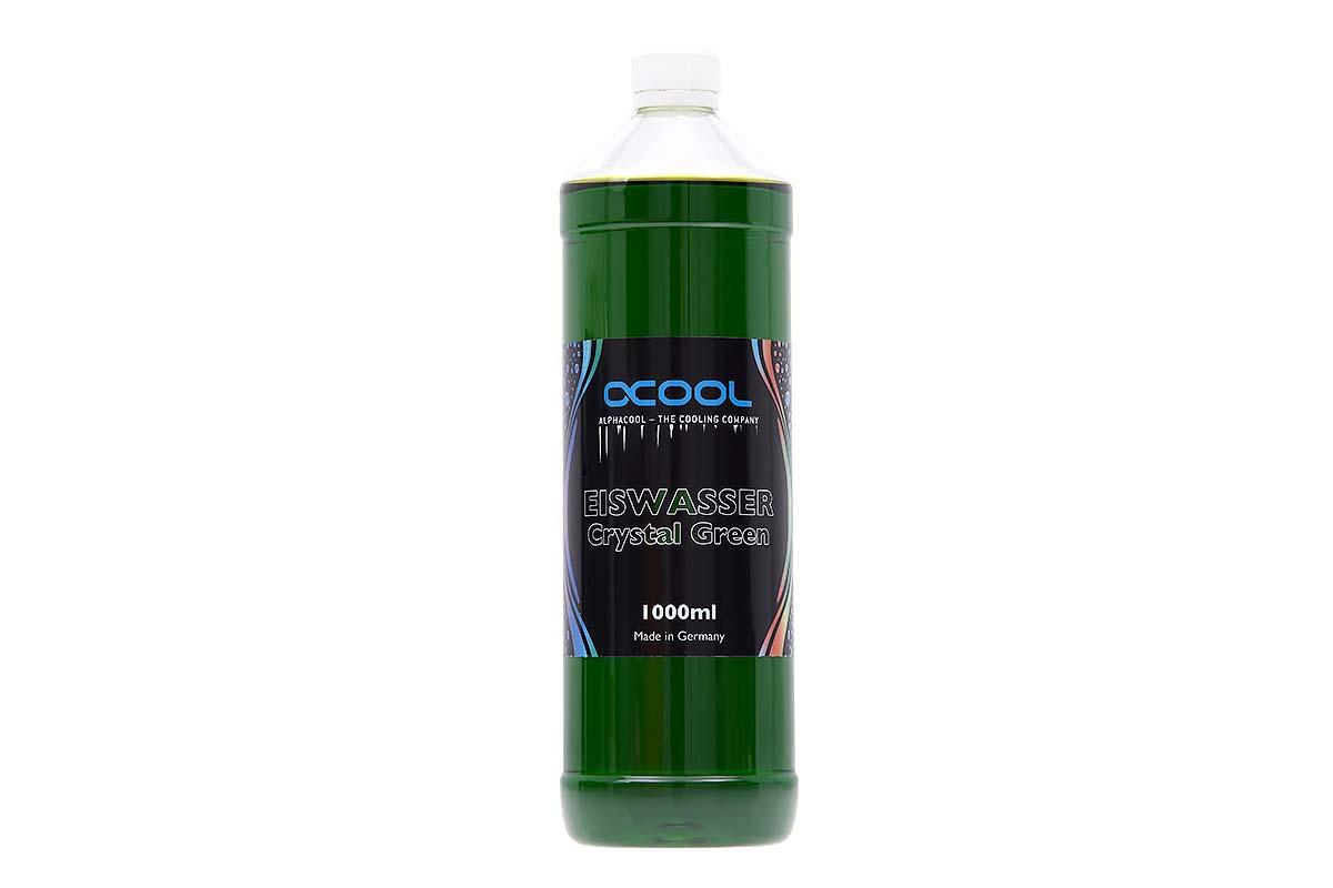 Alphacool Eiswasser Crystal Green 1000ml /18550/
