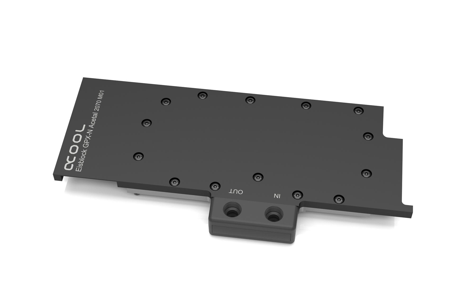 Alphacool Eisblock GPX-N Acetal Nvidia Geforce RTX 2070 M01 /11665/