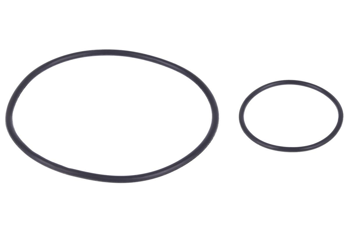 Alphacool Ice Block XPX O-gyűrű készlet - fekete