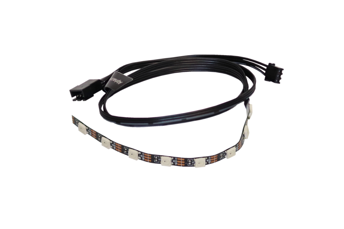 Alphacool Aurora LED Flexible Light 10cm - Digital RGB /15356/