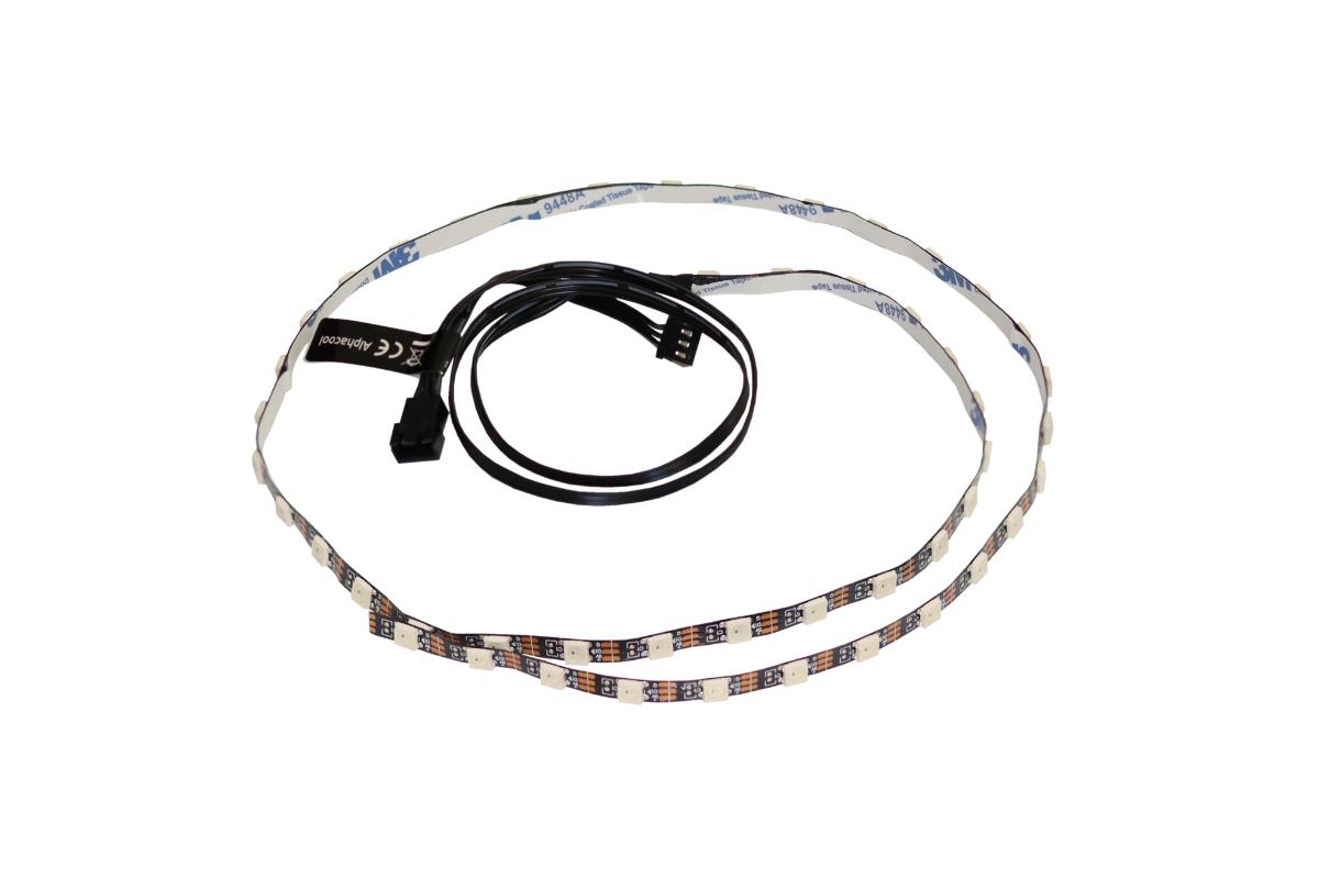 Alphacool Aurora LED Flexible Light 60cm - Digital RGB /15359/