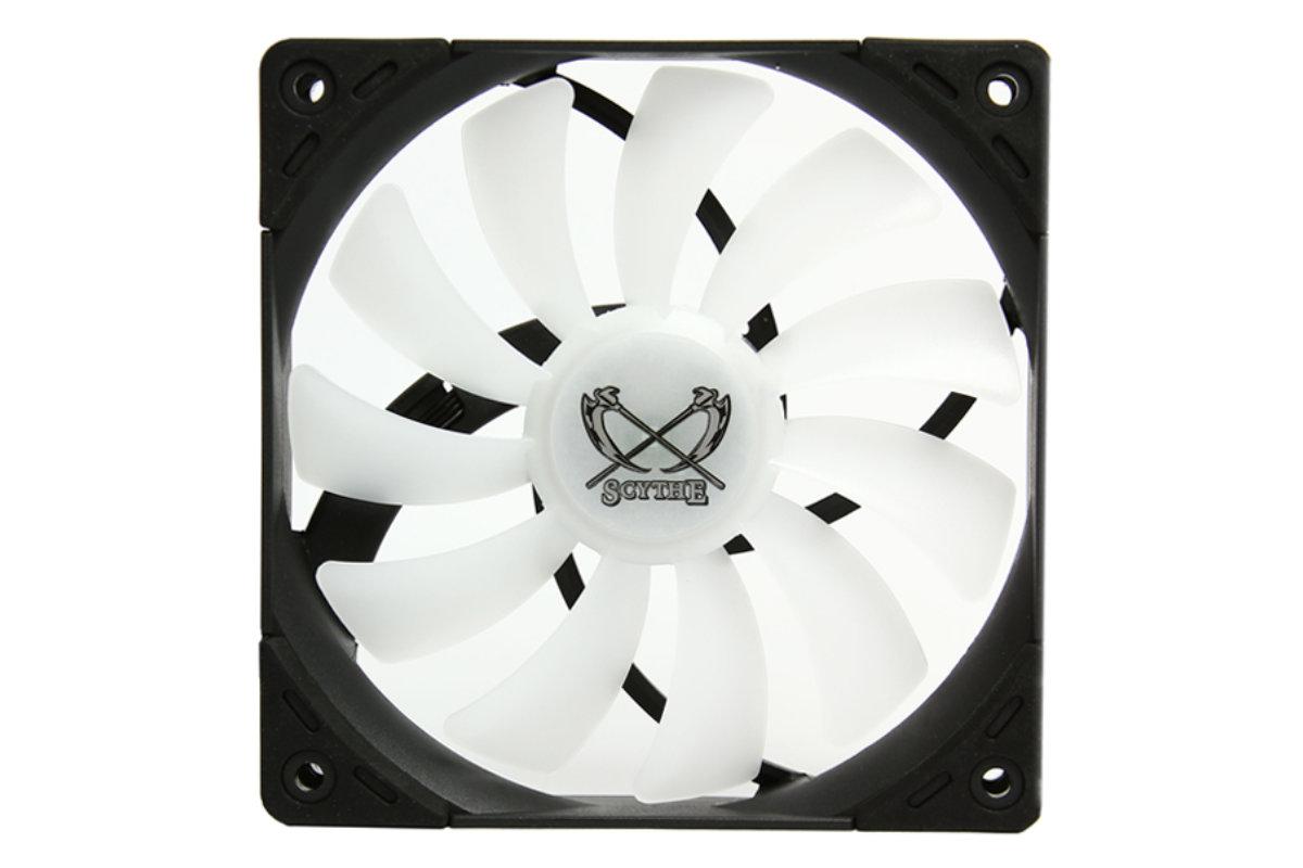 Scythe Kaze Flex PWM RGB 120mm 1800rpm (120x120x27mm)