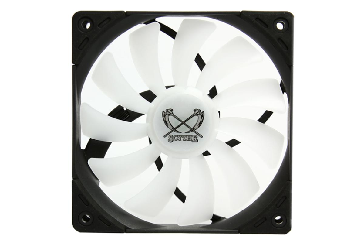 Scythe Kaze Flex RGB 120mm 800rpm (120x120x27mm)