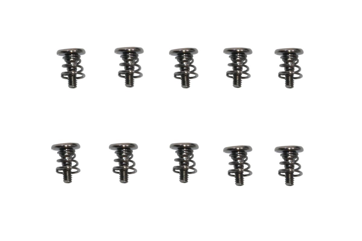 Alphacool Ice Block Aurora rögzítő csavarok és rugók M2x6mm /12962/