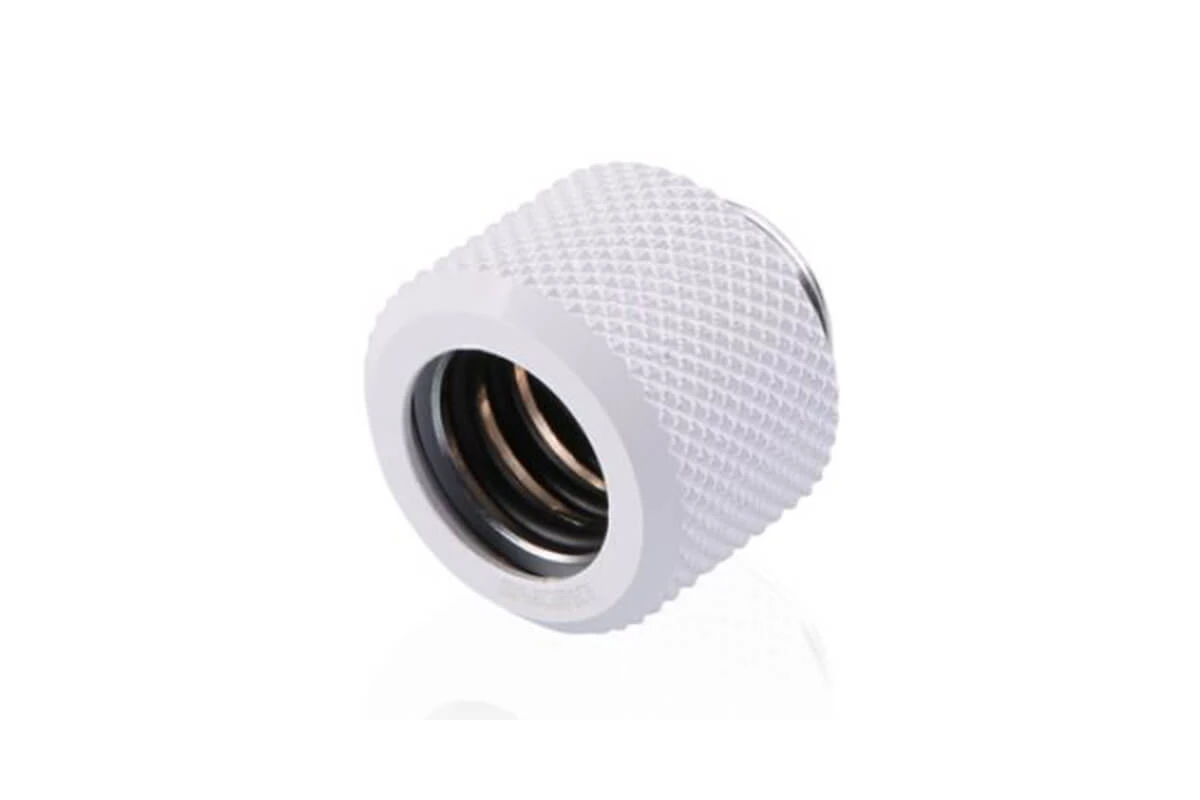 Bykski B-FTHTJ-L12 HardTube Anti-Off 12mm OD - White /B-FTHTJ-L12 white/