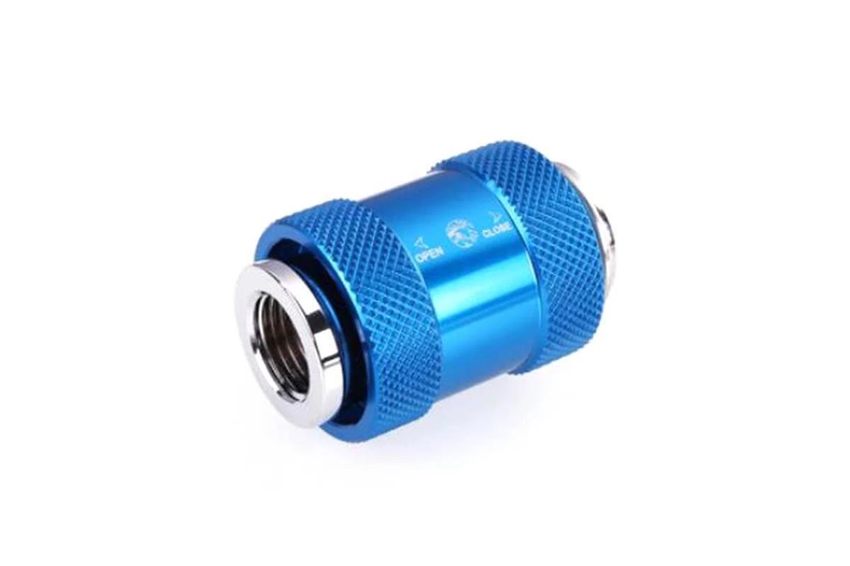 Bykski B-HP-DV-BLU leeresztőszelep G1/4 - Blue /B-HP-DV-BLU/