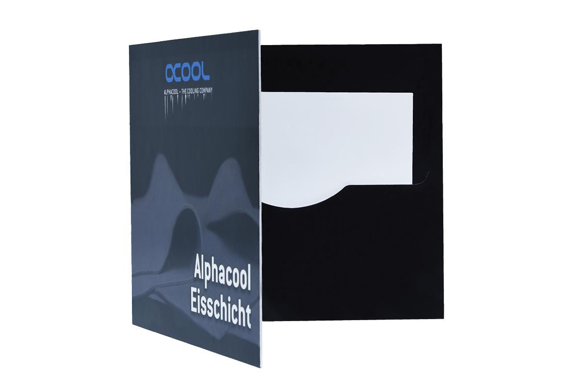 Alphacool Eisschicht Ultra Soft hővezető pad 3W/mk 100x100x1mm
