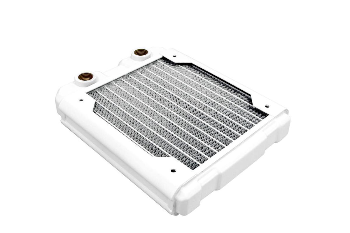 Hardware Labs - Black Ice Nemesis Radiator GTS 120 - Satin White