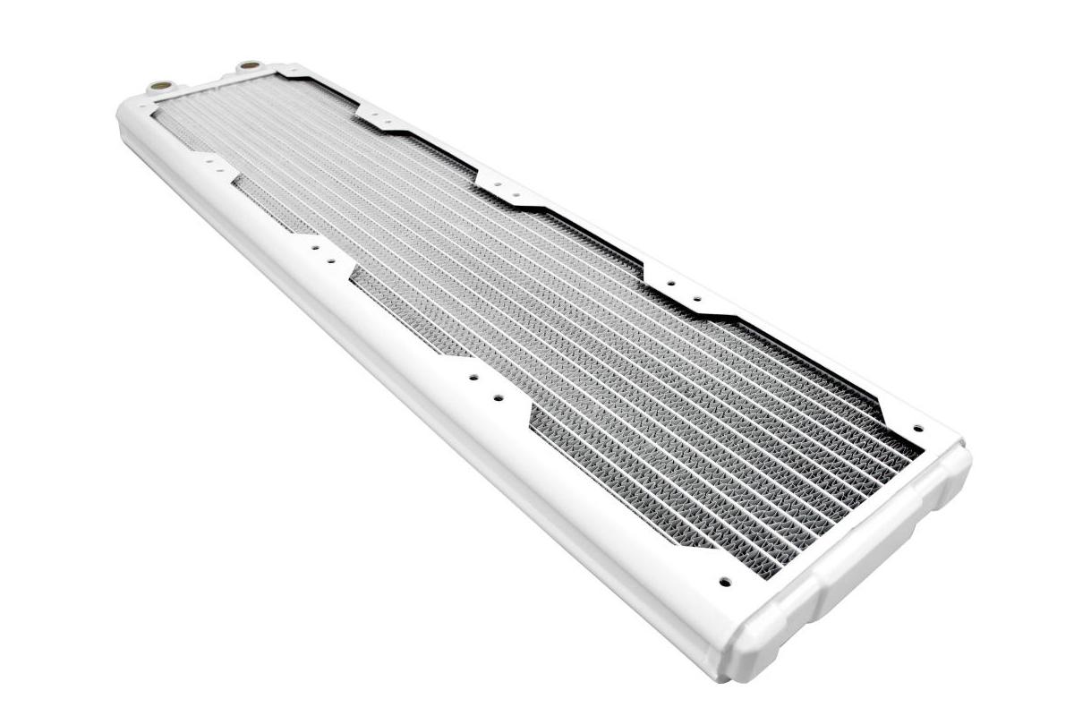 Hardware Labs - Black Ice Nemesis Radiator GTS 480 - Satin White /Nemesis 480GTS-WH/