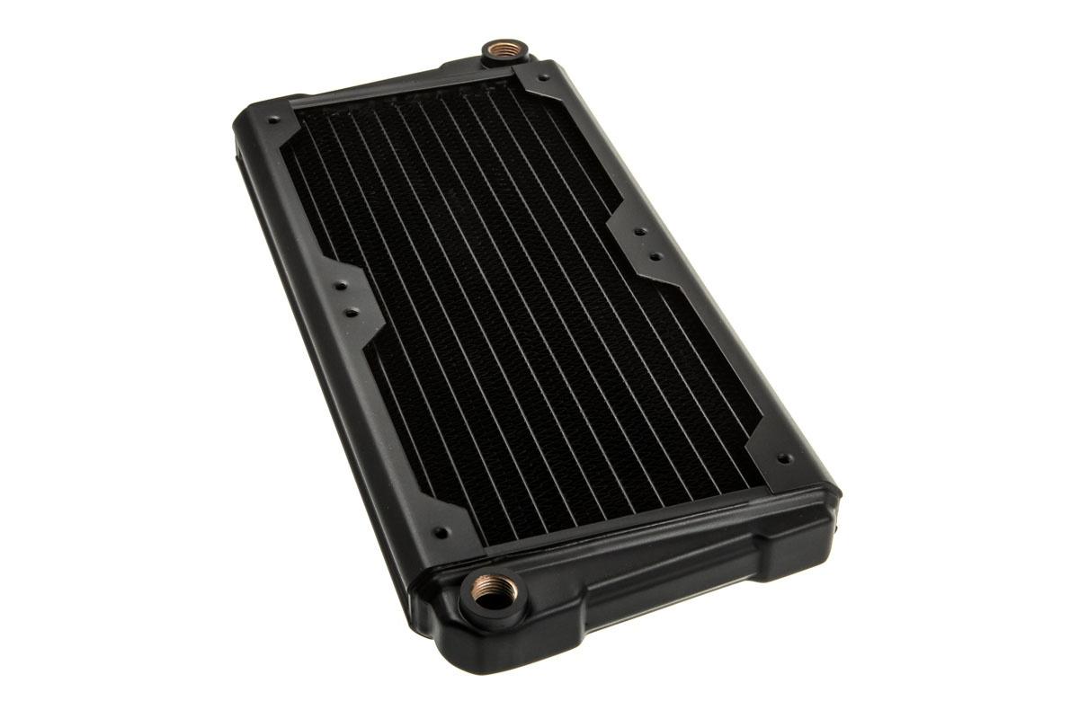 Hardware Labs - Black Ice Nemesis Radiator GTS 240 XFlow - Black /Nemesis 240GTS Xflow-BK/