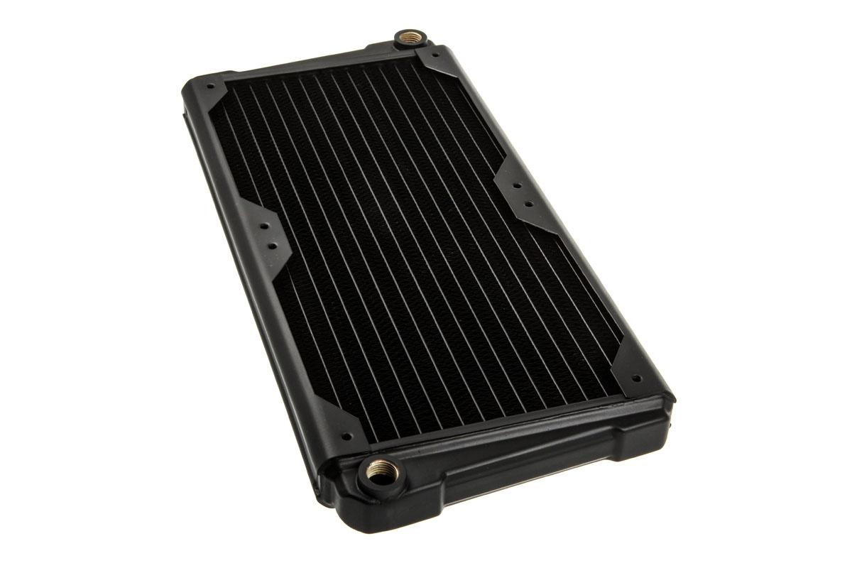 Hardware Labs - Black Ice Nemesis Radiator GTS 280 XFlow - Black /Nemesis 280GTS Xflow-BK/