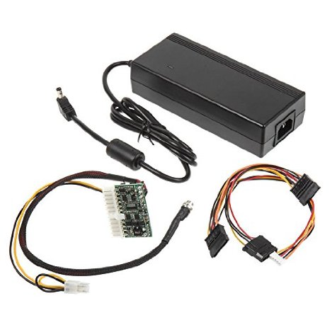 Streacom ST NANO 160 passzív HTPC PSU - 160 Watt