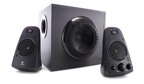 Logitech Speaker System Z623, PC Hangszóró