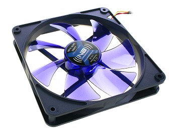Noiseblocker BlackSilent Fan XK1 - 140mm