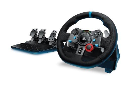 Logitech G29 Driving Force RACING WHEEL PC /PlayStation 3 és PlayStation 4 konzolhoz /941-000112/
