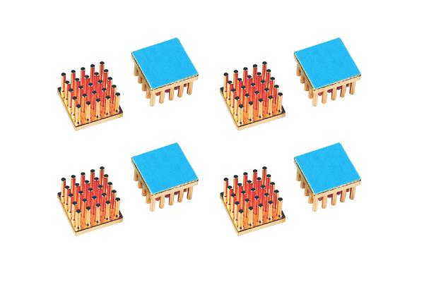 Enzotech RAM-hűtő BCC9 alacsony profil - passzív /BCC9/