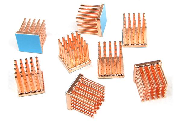Enzotech RAM-hűtő BMR-C1 magas profil - passzív /BMR-C1/