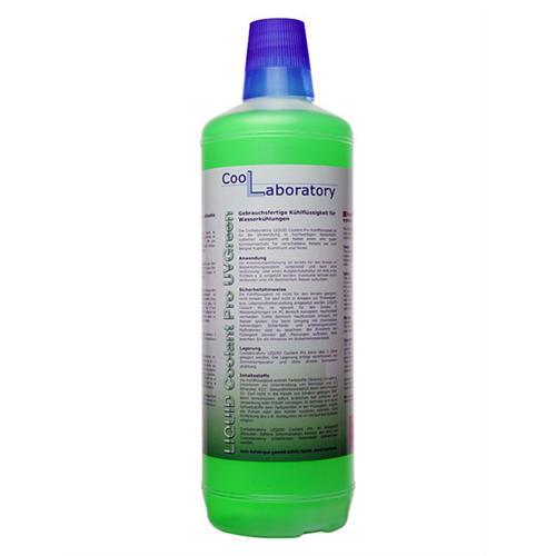 Coollaboratory Liquid Coolant Pro UVGreen - 1l, használatra kész