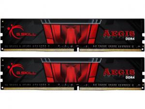 G.Skill DIMM 16 GB DDR4-2400 Kit, (F4-2400C17D-16GIS)