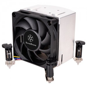 SilverStone SST-AR10-115XP, CPU-hűtő (SST-AR10-115XP)
