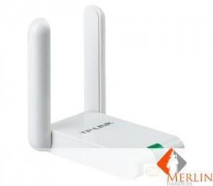 TP LINK TL-WN822N 300M Wireless USB adapter+ 4 dBi antenna