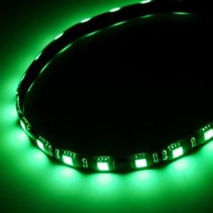 BitFenix Alchemy 2.0 Mágneses LED szalag - 12cm, 6 LED, zöld (BFA-MAG-12GK6-RP)