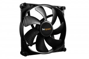 be quiet! Silent Wings 3 140 mm high-speed, ventilátor (BL069)