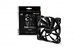 Be Quiet! Pure Wings 2 PWM, Ventilátor (BL037)