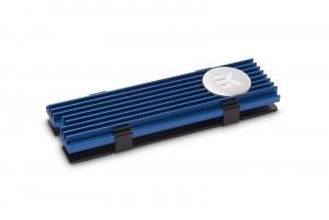 EKWB EK-M.2 NVMe Heatsink - kék (3830046991775)