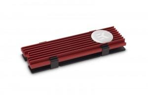 EKWB EK-M.2 NVMe Heatsink - piros (3830046991751)