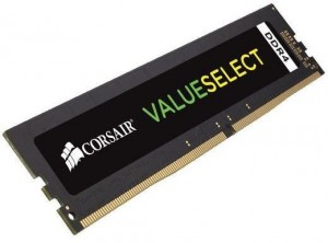 Corsair D4 4GB 2666-18 Value Select  (CMV4GX4M1A2666C18)