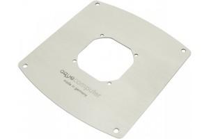 Aquacomputer beépítőblende filternek rozsdamentes acélból , 120 mm /34027/