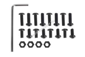 Alphacool csavarszett Eisbecher D5 /29051/