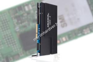 Alphacool Ice Block HDX-5 NGFF + SATAIII PCIe kártya passzív hűtéssel - fekete /11437/