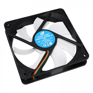 Cooltek CT-Silent Fan 120 PWM 120x120x25 (200400215)