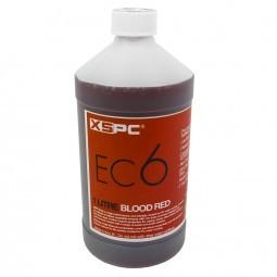 XSPC EC6 Coolant 1 Liter - vérvörös (5060175582768)