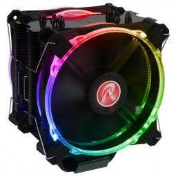 Raijintek Leto Pro CPU hűtés, RGB-LED - 2x120mm (0R100072)