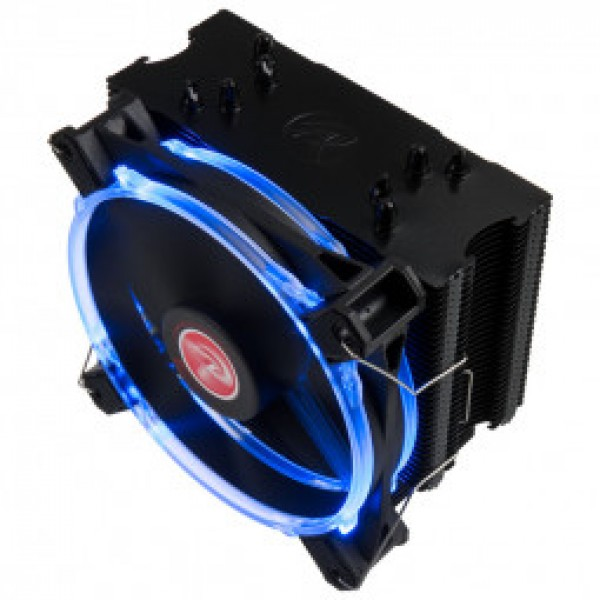 Raijintek Leto CPU hűtés,  RGB-LED - 120mm (0R100075)