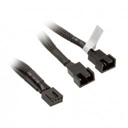 Akasa PWM Y-kábel - 15cm (AK-CBFA04-15)