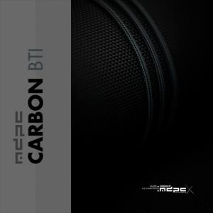 MDPC-X Sleeve XTC - Carbon BTI, 1m Fekete (SL-XTC-BTI)
