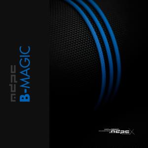 MDPC-X Sleeve XTC - B-Magic, 1m - Kék (SL-XTC-BM)